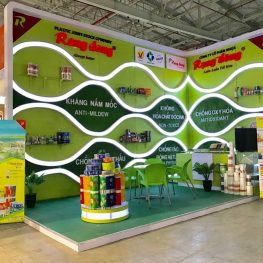 RANG DONG PLASTIC JOINT STOCK COMPANY PROMOTES ITS STRENGTHS AT VIETNAM FOODEXPO 2017